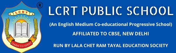 LCRT PUBLIC SCHOOL